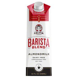 Califia Barista Almond Milk 6/32 oz