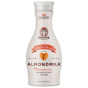 Califia Original Almond Milk 6/48 oz