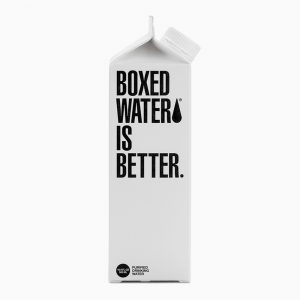 Box Water 24/500ml