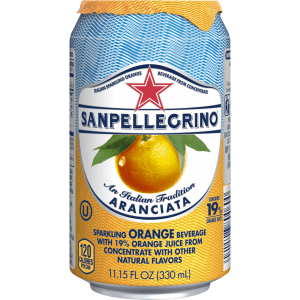 Aranciata Can 24/11oz