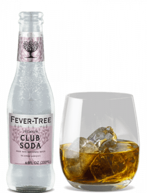 Club Soda 24/cs 200ml