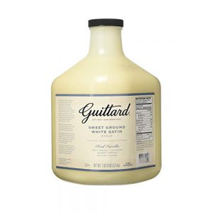 Sweet Ground White Satin Sauce 7lb 13oz