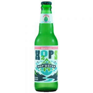 H2OPS Water Grapefruit cs24 12 oz