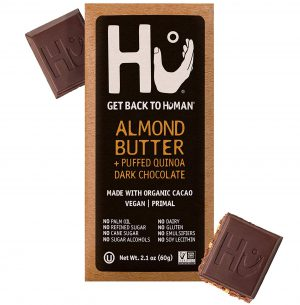 Hu Chocolate Almond Butter & Quinoa CS12