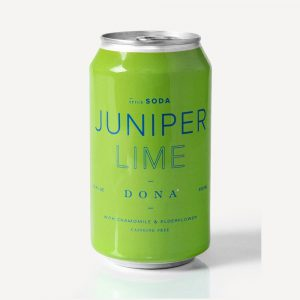 Dona Juniper Lime Spice Soda cs12