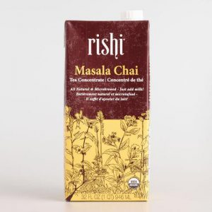 Masala Chai Concentrate 12/32 oz
