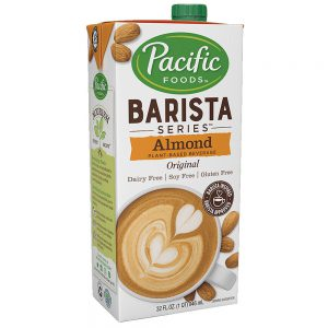 Pacific Barista Almond Milk (12/32 oz)