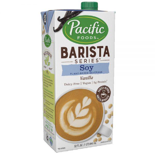 Pacific Foods Vanilla Soy Milk