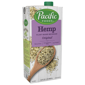 Pacific Hemp Milk (12/32 oz)