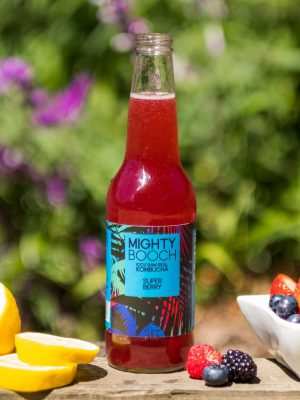 MightyBooch Super Berry cs12 12oz