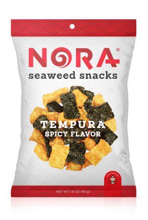 Tempura Seaweed Spicy 45g CS12