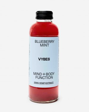 Blueberry Mint Hemp Extract 12/14 oz