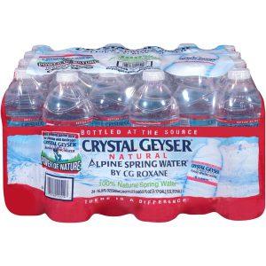 Crystal Geyser 24/500ml