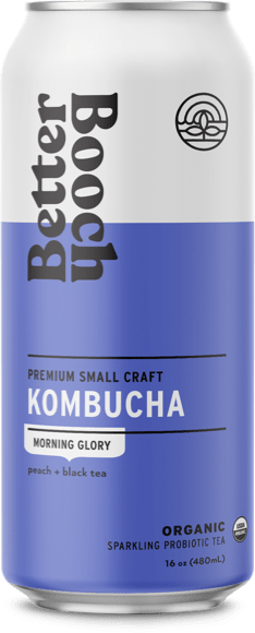 Better Booch Cans – Morning Glory cs12 16 oz