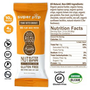 Peanut Butter & Chocolate 12PK