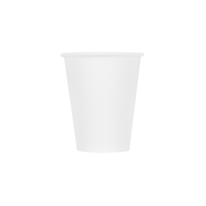 Karat Earth 8oz Eco-Friendly Paper Hot Cups – White (80mm) – 1,000 ct (White)