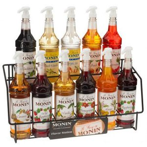 Monin Premium Flavored Syrups