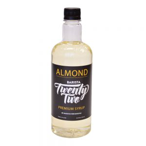 Barista 22 Almond Syrup 750ml