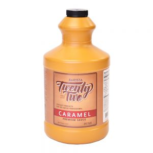 Barista 22 Caramel Syrup 64oz