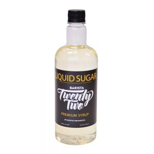 Barista 22 Liquid Sugar Syrup 750ml