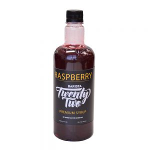 Barista 22 Raspberry Syrup 750ml