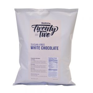 Barista 22 SF White Chocolate Powder 5lb
