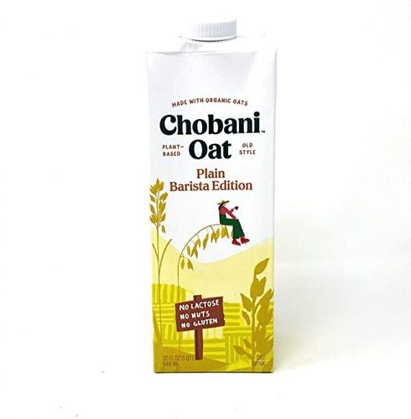 Chobani Oat Milk Plain